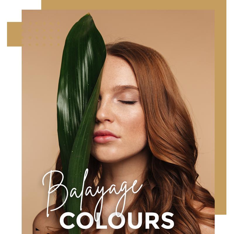 clipin - Balayage - Color